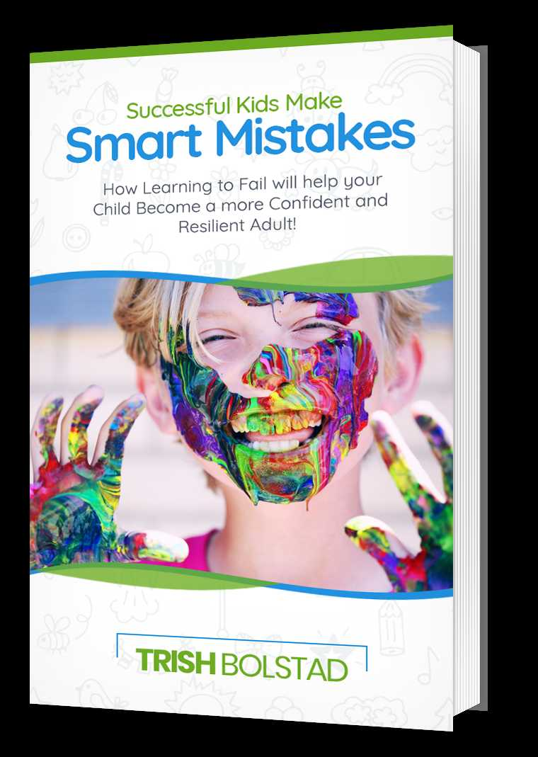 Successful Kids Make Smart Mistakes