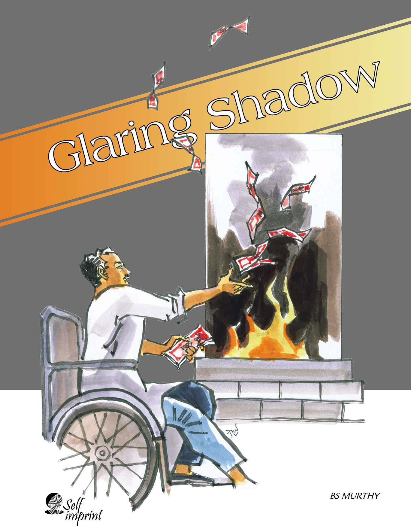 Glaring Shadow - A stream of consciousness novel