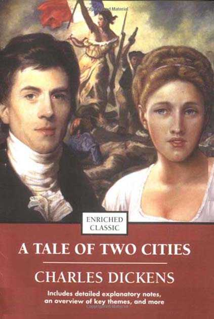 an analysis of charles dickens a tale of two cities